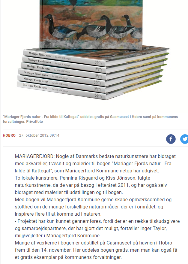 Nordjyske medier – bogudgivelse