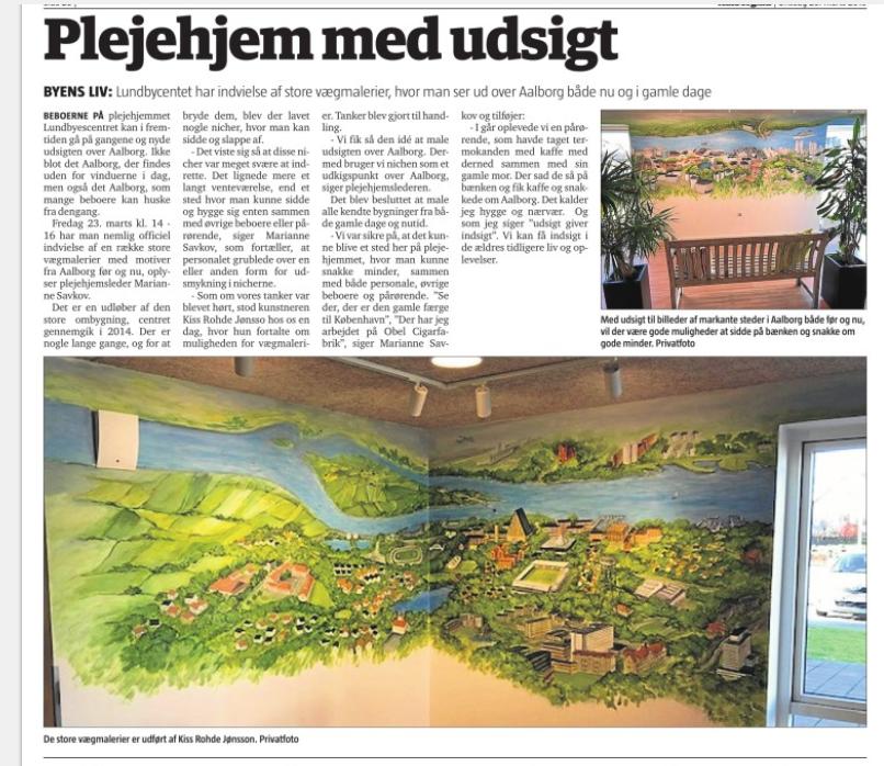 Lundbyecentret Aalborg